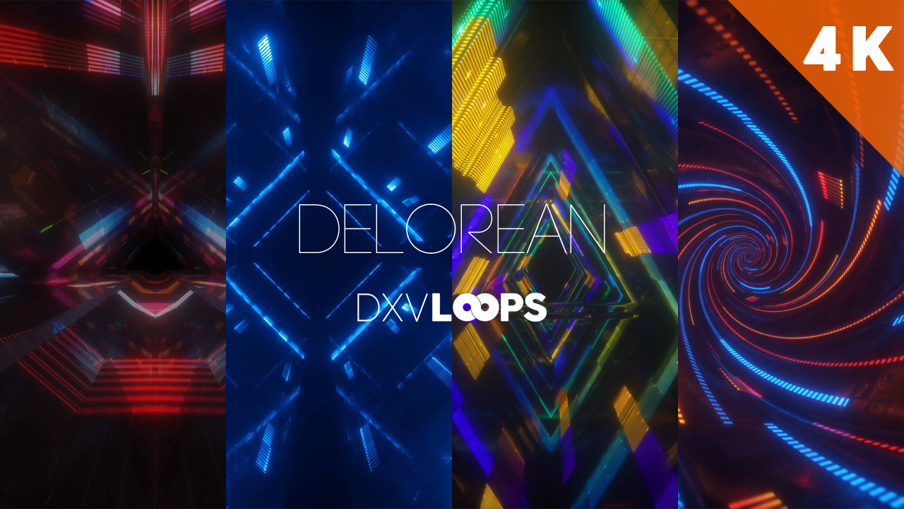 Delorean | DXVLoops