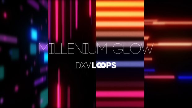 DXV Loops - Resolume Footage, Media, and Loops specifically